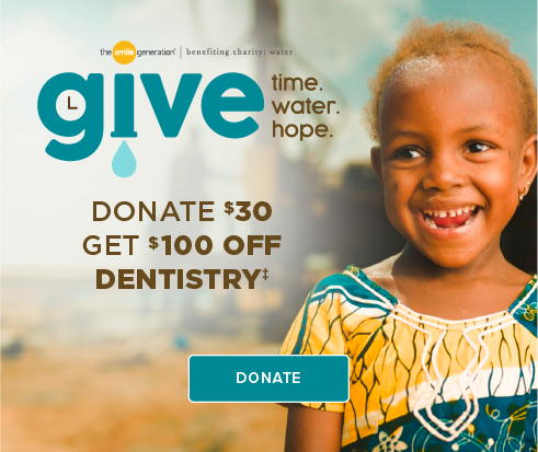 Donate $30, Get $100 Off Dentistry - Clovis Crossing Dental Group and Orthodontics